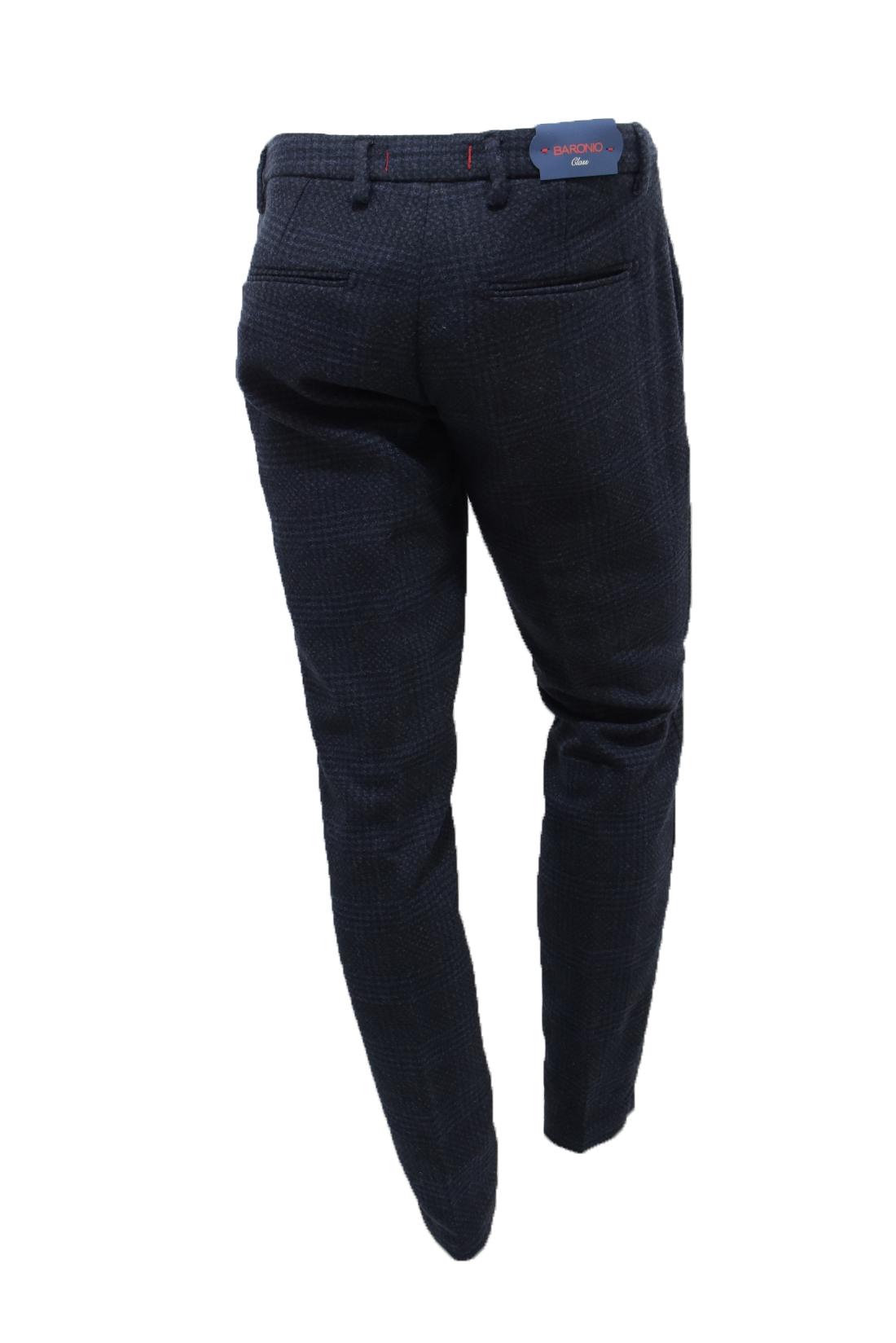 Blue Baronio Reef Voglino W1807 l Abbigliamento Pantalone Uomo Oyn0vmwN8